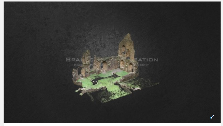 Fountains Abbey – 3D digital models of a protected World