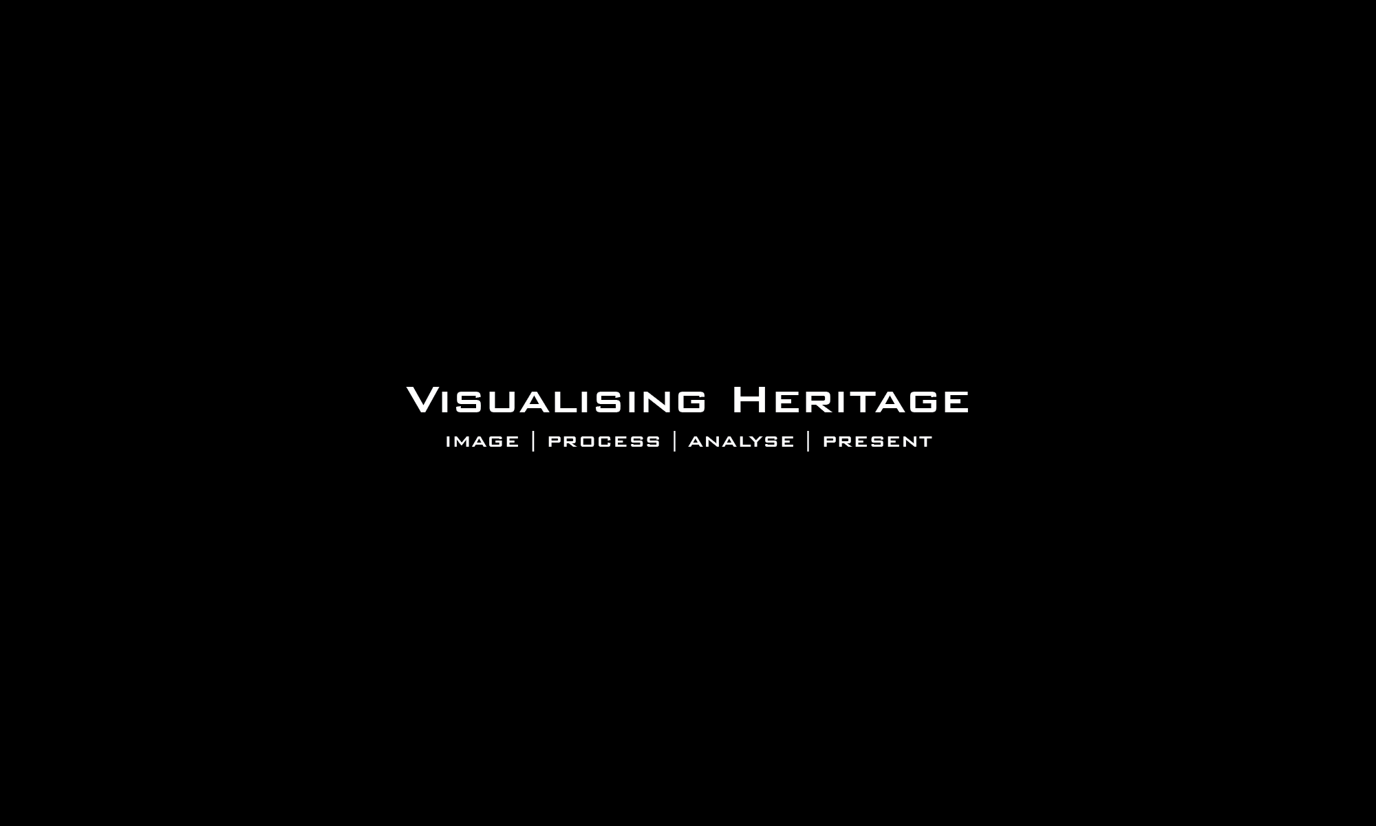 Visualising Heritage